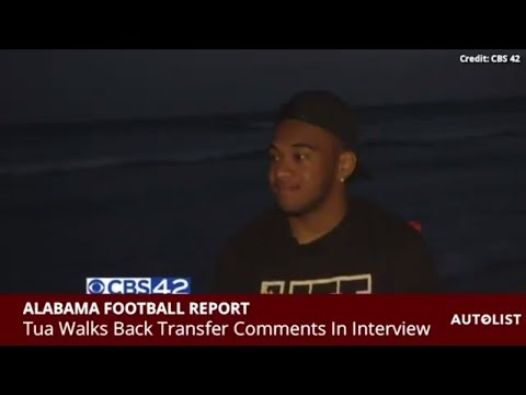 Alabama Football Rumors: Nick Saban On SEC Free Agency, QB Battle Update, 2019 Recruiting