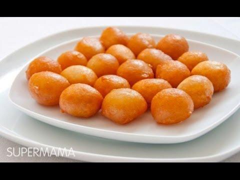 حلويات رمضان / لقمه القاضى