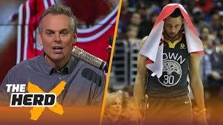 Download Colin Cowherd thinks Steph Curry deserves more credit for his influence in the NBA | THE HERD Mp3 and Videos