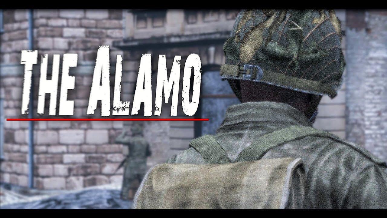 THE ALAMO | Teaser Trailer - Arma 3 Mod