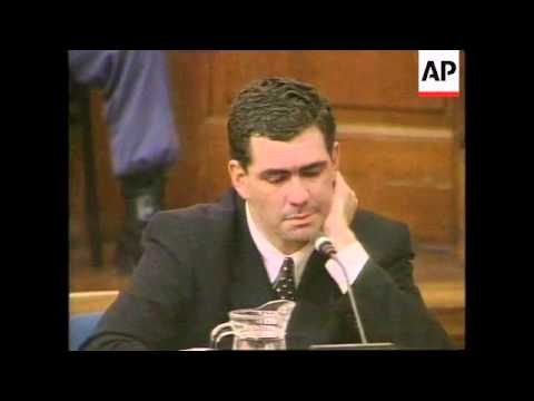 SOUTH AFRICA: CRICKET: MATCH FIXING: CRONJE