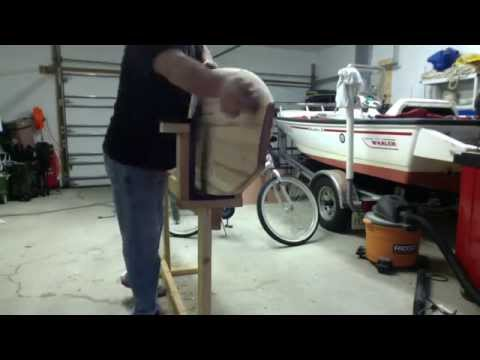how to build a wood surfboard shaping and sanding