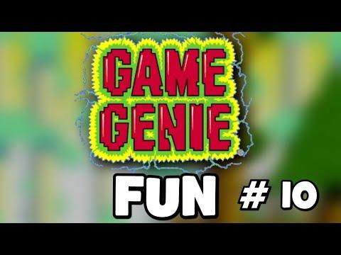 Game Genie Fun # 10