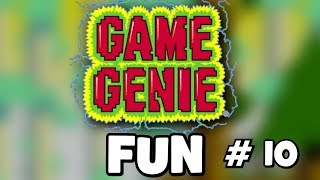 Game Genie Fun # 10
