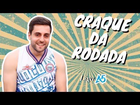 CRAQUE DA RODADA - Resenha Pós Jogo Com Luiz Minici