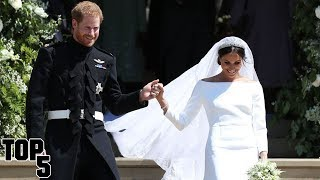 Top 5 Insane Rules Meghan Markle Has To Follow During The Royal Wedding