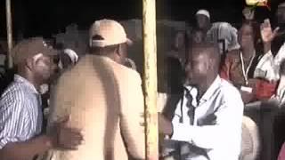 Doudou Ndiaye Mbengue Soutient Macky Sall  - JT Français - 13 Mai 2012