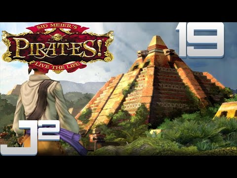 Sid Meier's Pirates PC - The End - Part 19 Gameplay