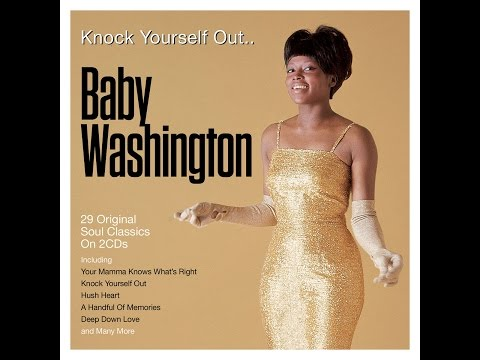 Baby Washington - Knock Yourself Out... (One Day Music) [Full Album]