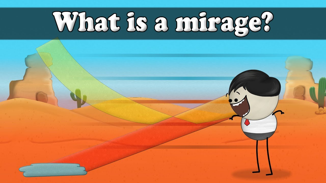 Interesting facts about mirage