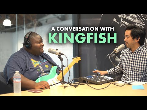 A Conversation with Kingfish (Interview & Performance)