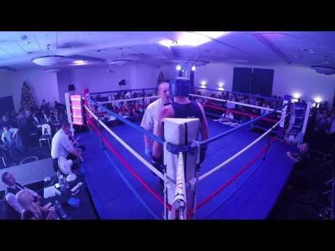 Ultra White Collar Boxing | Shrewsbury | Gareth Davies VS Jack Moreton