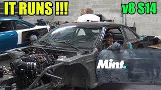 V8 S14 Runs !!!