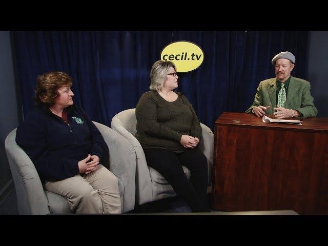 Cecil TV | Kim Gallaher, Trish Sexton, Holly Tree on 30@6  | December 4, 2018