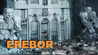 Download Lego The Hobbit LOTR EREBOR MOC by Migalart Mp3 and Videos