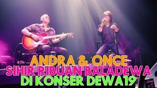 Gambar cover AKUSTIKAN ANDRA & ONCE SIHIR RIBUAN BALADEWA