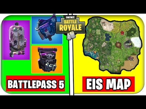ERSTEN BATTLE PASS 5 ITEMS LEAKED? | Fortnite Season 5 Deutsch German
