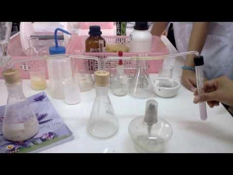 Thí nghiệm 2 Điều chế CO2