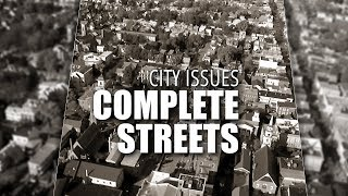 City Issues 2019 - Complete Streets