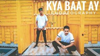 Harrdy Sandhu | Kya Baat Ay | Dance Cover | Choreographed by Aniket And Govinda