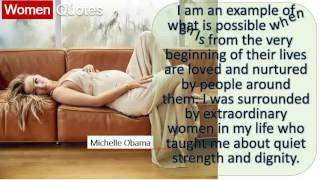 I am an example of what -  Top Women Quotes By - Michelle Obama
