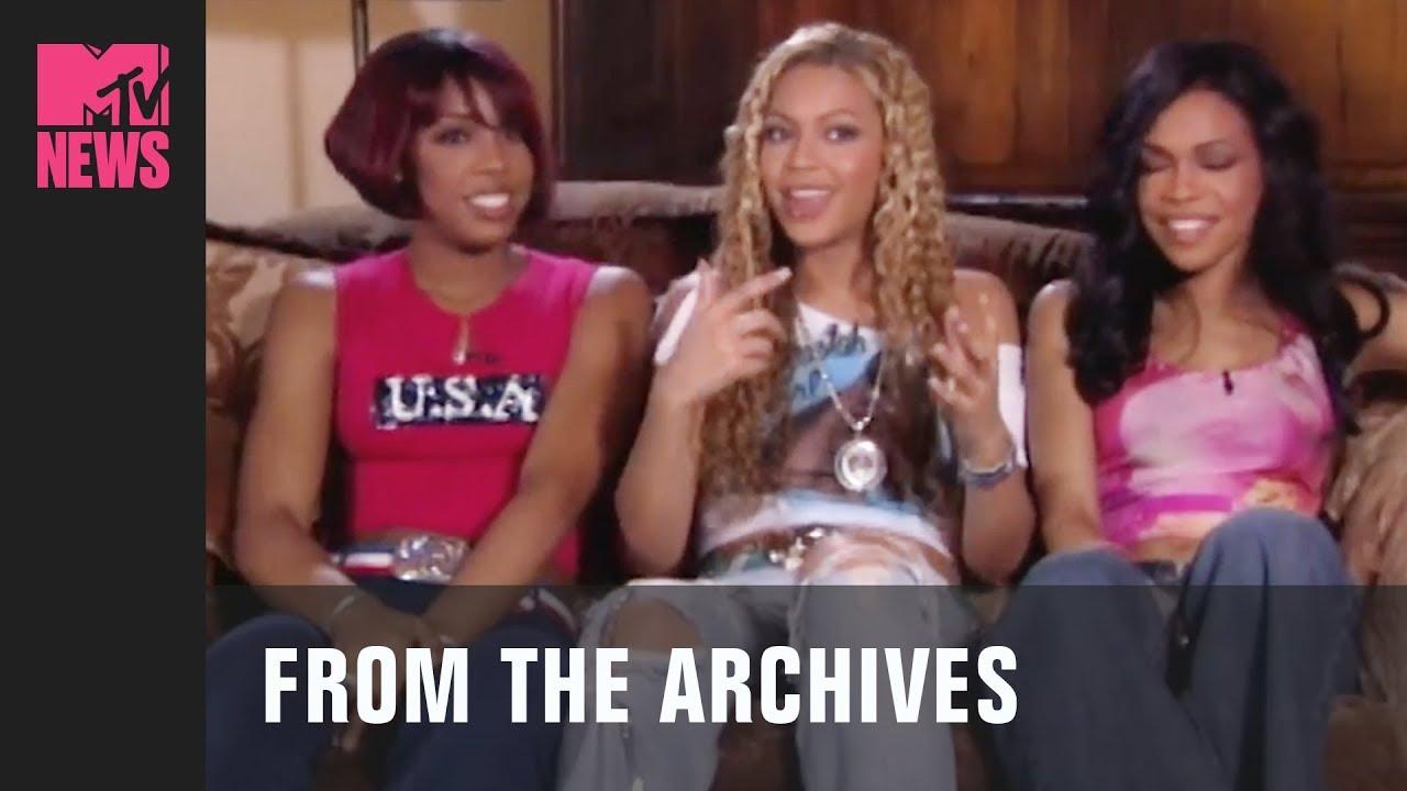 Download Destiny's Child Discuss Their Inspiration for their Single, 'Survivor' (2001) | MTV News | #TBMTV