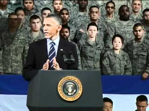 President Obama visits Korea