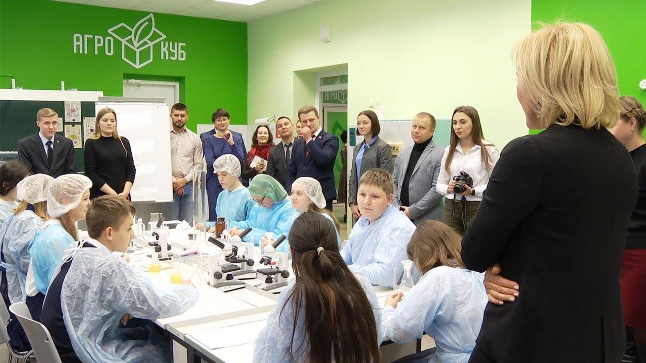 В Тамбовской области обсудили проблемы развития сельских школ