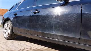 Progres Audi a4 B8 Polishing Rupes