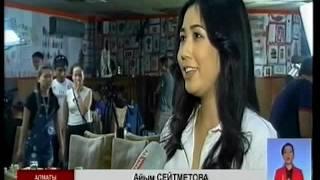 Съемки собственного сериала телеканала «Астана» - «Жібек 2»