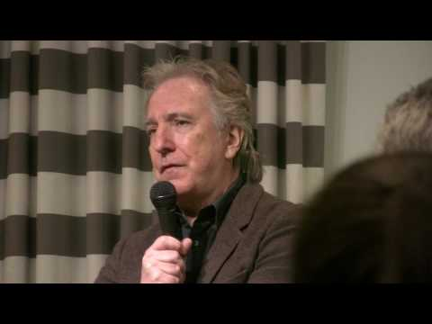 Alan Rickman Discusses Sense and Sensibility
