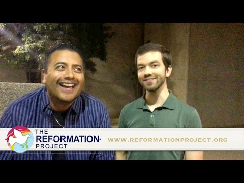 Matthew Vines And Gilbert Gonzalez Jr Discuss The Reformation Project 2016 Conference