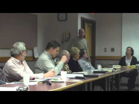 Livingston County Planning Board Meeting - CM&M/MCM Natural Stone Industry, March 12, 2015 - Part 2