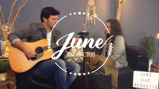 All I Want - Kodaline (JUNE Duo Acoustique)