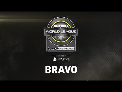 MLG Vegas - Call of Duty World League Vegas Open Bravo Stream Day 3