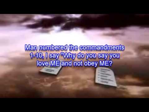 Amightywind Ministry Prophecy 26 - HEAR ME, FEAR ME, BELIEVE ME!