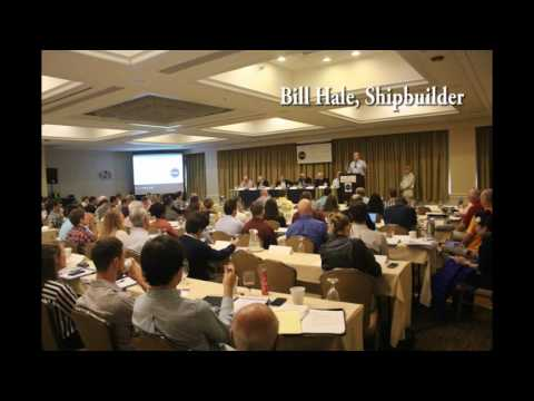 Faces of SNAME Panel - Shipbuilder - Bill Hale