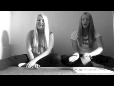 Cup Song - Cover By Moa & Jennifer