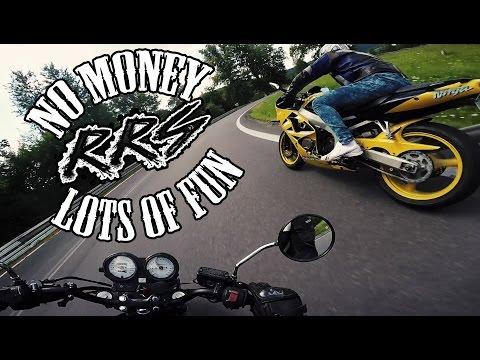 NO MONEY - LOTS OF FUN | 2016 ON MOTO