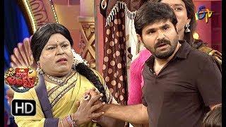 Chalaki Chanti Performance   Extra Jabardasth   12th October 2018   ETV Telugu