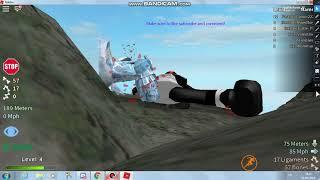 Roblox: Broken Bones gameplay part 1