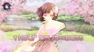 ►1 HOUR DRUM & BASS MIX APRIL 2013◄ ヽ( ≧ω≦)ノ