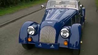 Morgan 4-4 80th Anniversary 2016 Videos