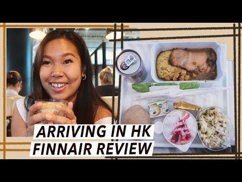 20 Hours To Hong Kong & Finnair Flight Review (AY101) | HK Travel Vlog