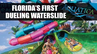 Riptide Race - Florida's First Dueling Water Slide