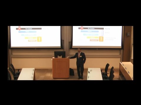 Equity Research for Technology Professionals at The Wharton School