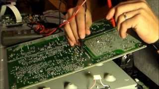 Common TV Repair for Emerson, Sylvania, Philips, Magnavox - no power