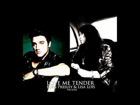 Elvis Presley And Lisa Lois - Love Me Tender 2010