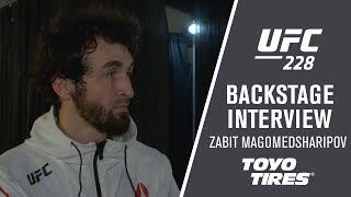 UFC 228: Zabit Magomedsharipov -