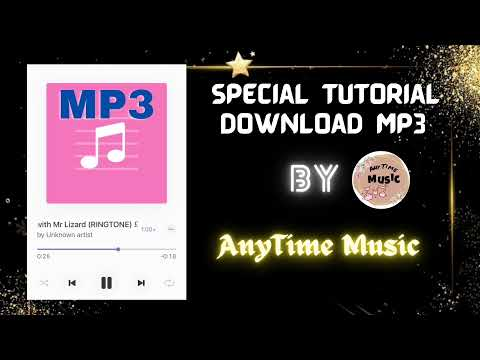 [SPECIAL TUTORIAL] How to download MP3 song from a youtube video
